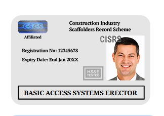card-alb-cscs-basic-access-system-erector