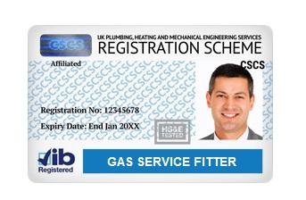 card-albastru-cscs-gas-service-fitter-jib-londra