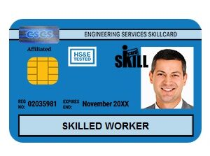SKILL CARDS - Engineering Services